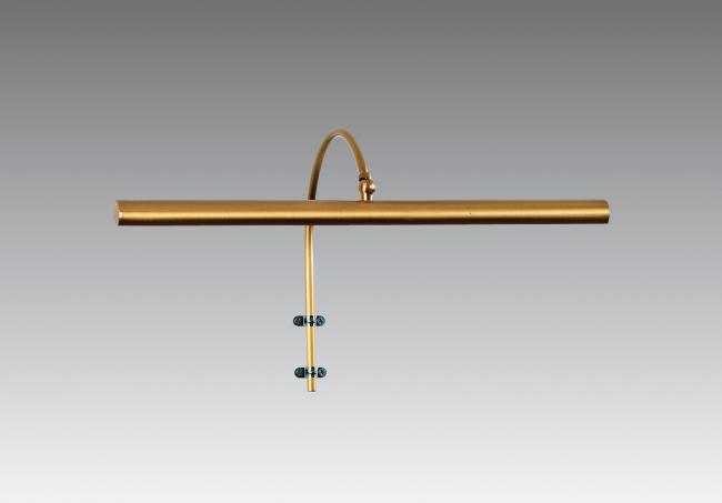 TRIANON 40 in brushed brass