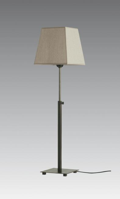 NOUBET # in brushed bronze with shade in lin pirée