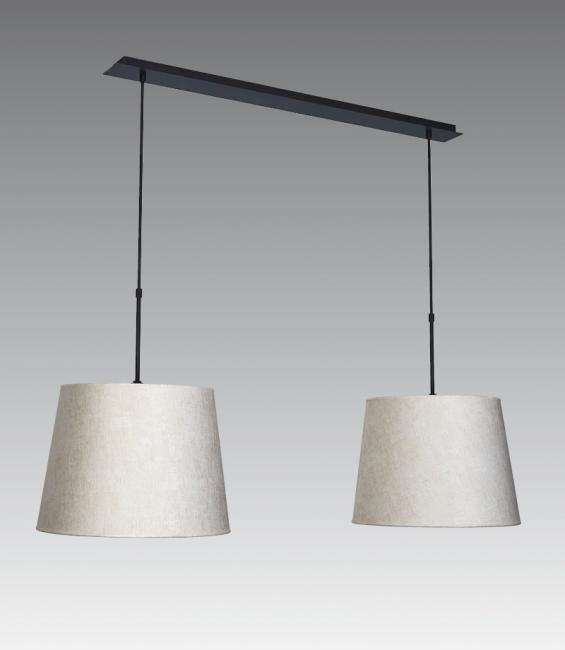 MEREROUKA 2 o40 in brushed bronze with shades in trento ficelle